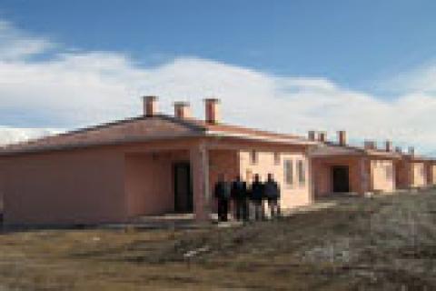 Tarımköy Projesi ile 3500 konut yapıldı