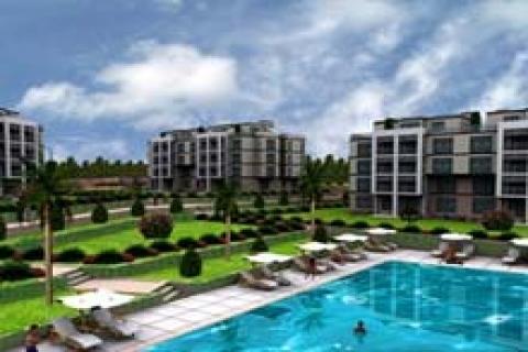 Paradise Park'ta 190 bin YTL'ye