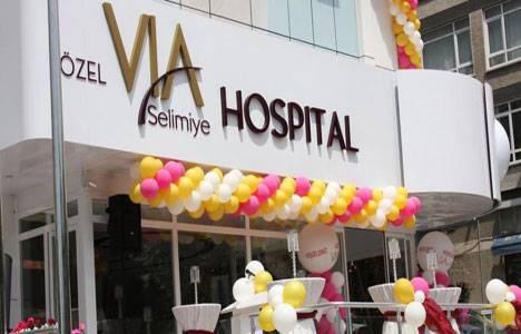 Via Hospital Sancaktepe Eylül ayında açılacak!