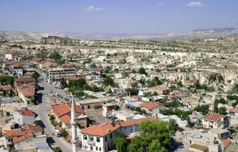 Nevşehir Belediyesi'nde satılık