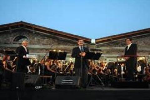 Ankara'da kültür merkezi yapımı için yarışma düzenlenecek