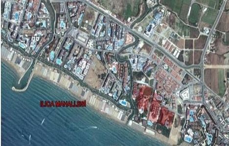 Manavgat'ta 8 Turizm arazisi Varlık Fonu'na devredildi!