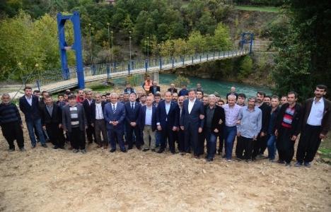 Adana Himmetli Köyü'nde köprü temeli atıldı!