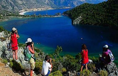 Turizm sektörüne 4