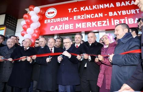 Erzurum'da 4 il