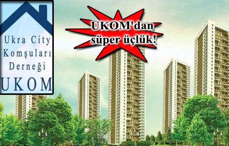 Ukracity'nin inşaatı başlıyor!
