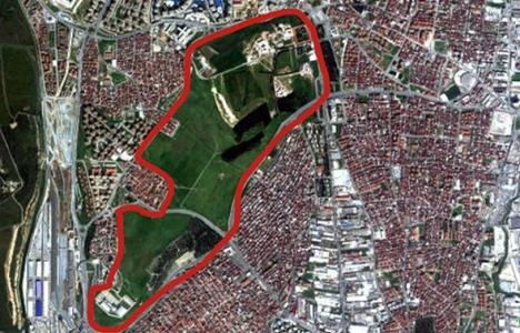 TOKİ'nin Marmara Üniversitesi arazisi imar planına iptal davası!