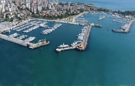 Kalamış Yat Limanı