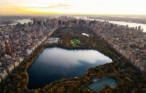 Manhattan'da Central Park
