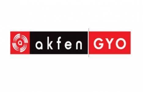 Akfen GYO mart ayı yatırımcı raporunu yayınladı!