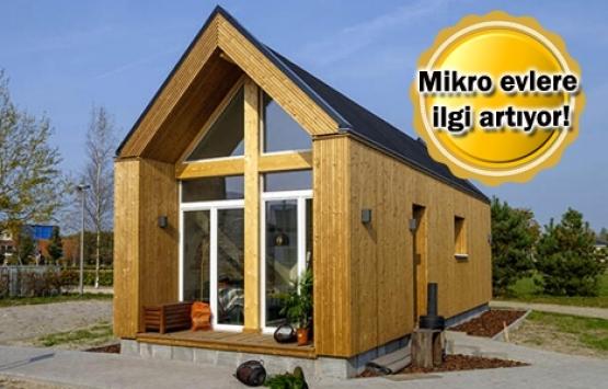 Mutluluk verici mikro ev akımı!