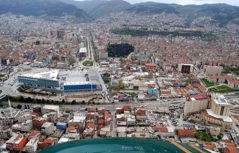 Bursa'da Haziran'da 4 bin 267 konut satıldı!