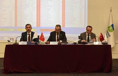 Balıkesir Büyükşehir Meclisi'nde imar konuları görüşüldü!