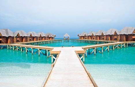 Türkler Maldivler'e 200 milyon dolar yatırım yaptı!