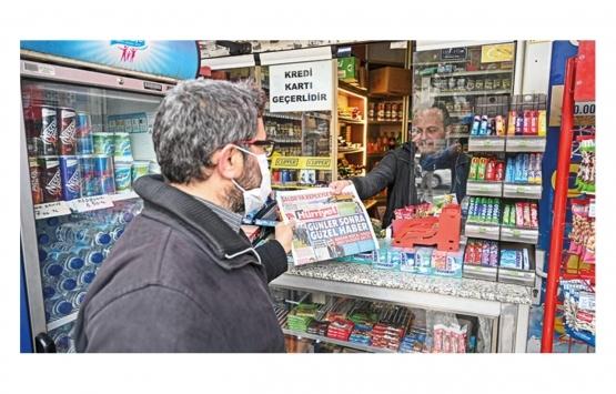 Gazete bayilerinin yüzde 560 kira zammı tepkisi!