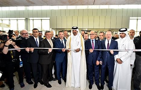Emlak Konut, Expo Turkey By Qatar Fuarı'nda yatırımcıyla buluştu!