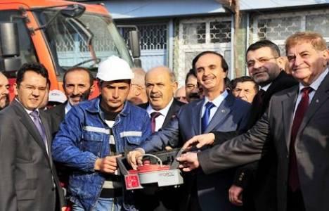Yıldırım Belediyesi Fen İşleri Müdürlüğü Şantiye Binası açıldı!