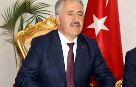 Ahmet Arslan: Türkiye'yi dünyanın havacılık merkezi haline getirdik!