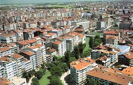 Eskişehir Odunpazarı'nda 33.5