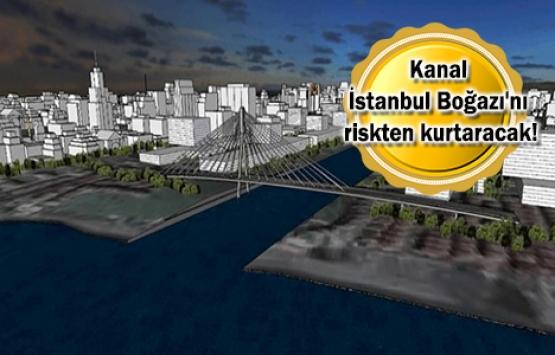 Kanal İstanbul ile