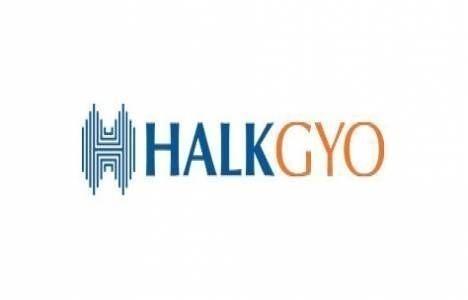 Halk GYO sermaye