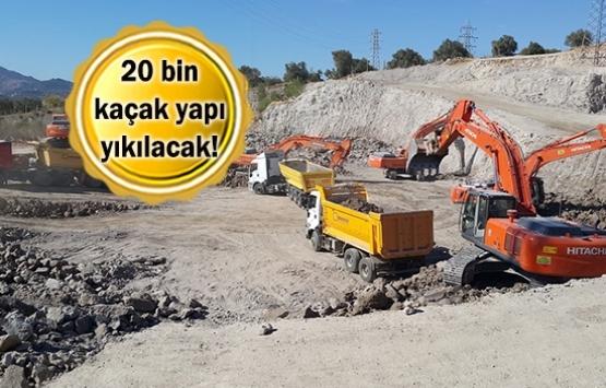 Bodrum'da 8 projeye mühür!