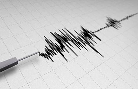 Marmaris'te 4 büyüklüğünde deprem meydana geldi!