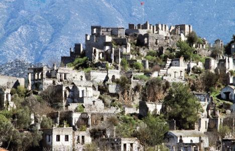 Fethiye Karaköy'de koruma amaçlı imar planı kararı!