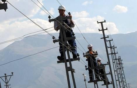 İzmir'de elektrik