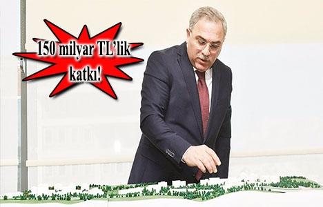TOKİ'den ekonomiye 13