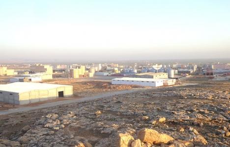 Mardin 2. OSB'de altyapı inşaat ihalesi 16 Mart'ta!