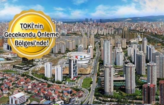 Ataşehir Belediyesi'nden 42.5 milyon TL'ye satılık arsa!