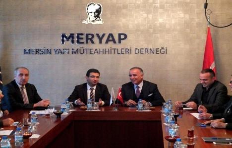 Mersin'e kent merkezi
