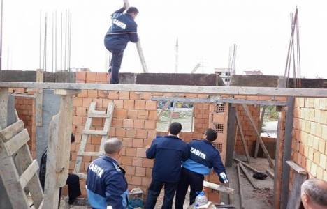 Mustafa Değirmenci: Avcılar'da kaçak inşaata af yok!