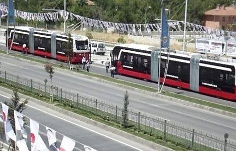 Kocaeli Tramvayı'nı Durmazlar Makine üretecek!