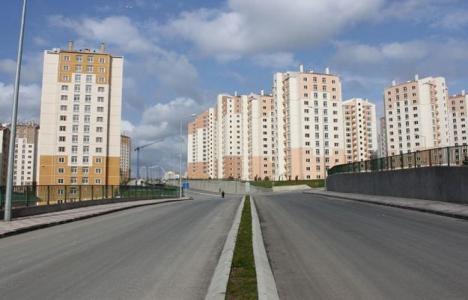 TOKİ Kayaşehir'e 3