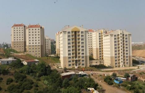 TOKİ Çorum'daki projelerine