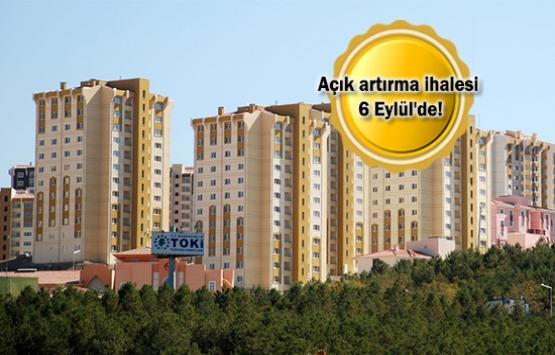 TOKİ 12 ilde 27 konut, 31 ilde 273 iş yeri satıyor!