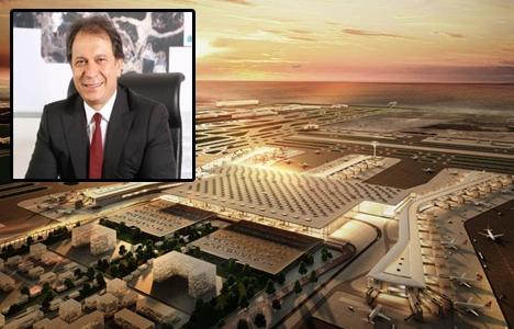 3. havalimanı inşaatı tam gaz devam!