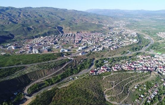 Bingöl'ün çehresi kentsel