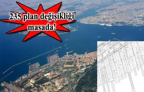 İstanbul'da 235 imar