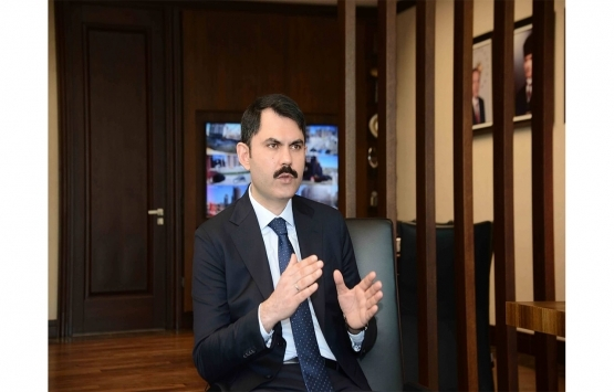 Murat Kurum: Madenli'de 200-250 konut yapmayı kararlaştırdık!