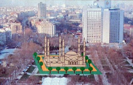 1997 yılında Taksim