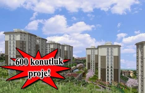 Kiptaş Bahçeşehir Merkez Evleri projesini Kiler GYO yapacak!