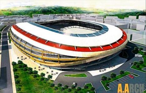 İzmir Göztepe Stadı