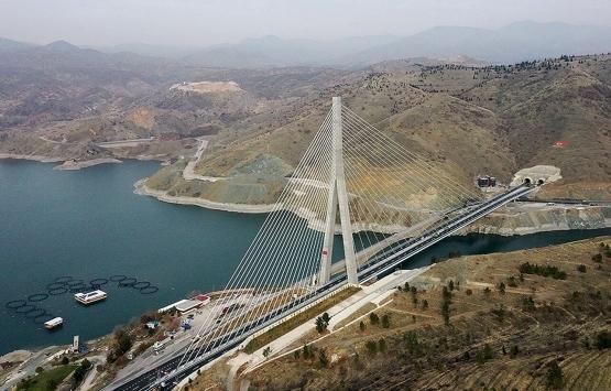 Yeni Kömürhan Köprüsü, Bağlantı Tüneli ve Yolu Yapım Projesi tamamlandı!