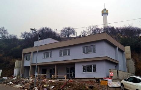Kartaltepe Sosyal Yaşam Merkezi'nin inşaatında sona gelindi!