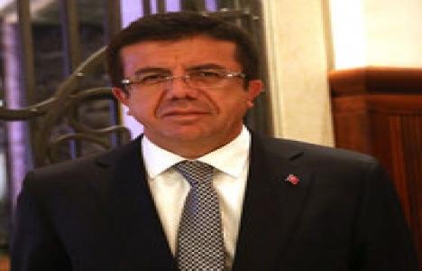 Nihat Zeybekci: Sath-ı ticaret ve ekonomi vardır!