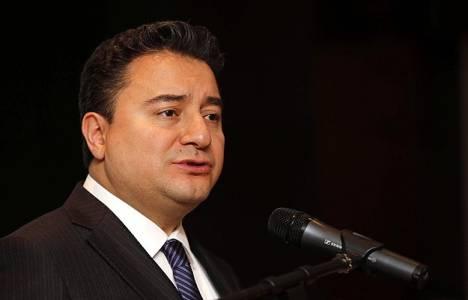 Ali Babacan: Halka açık şirketlerin değer kaybı 60 milyar dolar!
