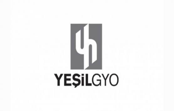 Yeşil GYO'dan ilk 3 ayda 54.3 milyon TL'lik satış!
